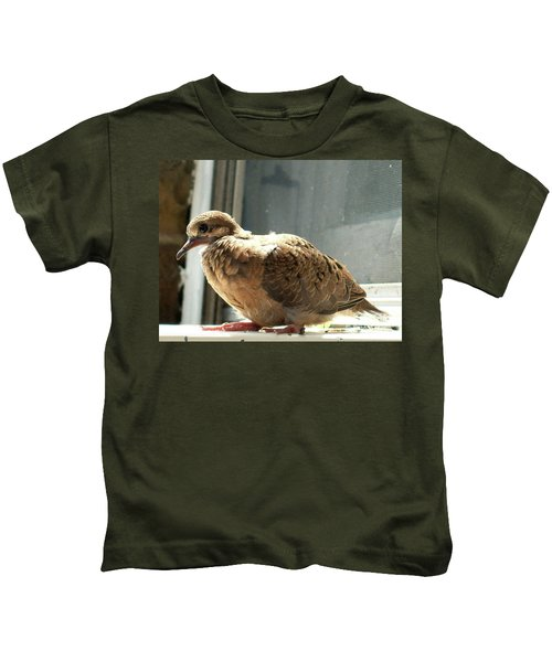 Courage To Fly - Photography Kids T-Shirt