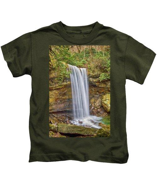 Cucumber Falls Kids T-Shirt