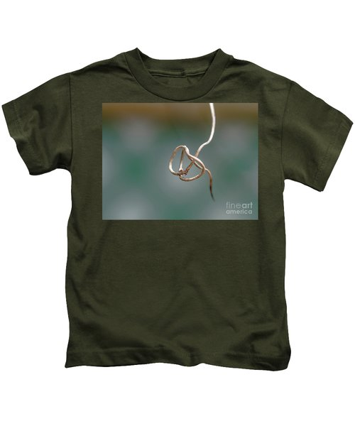 Curly Q Kids T-Shirt