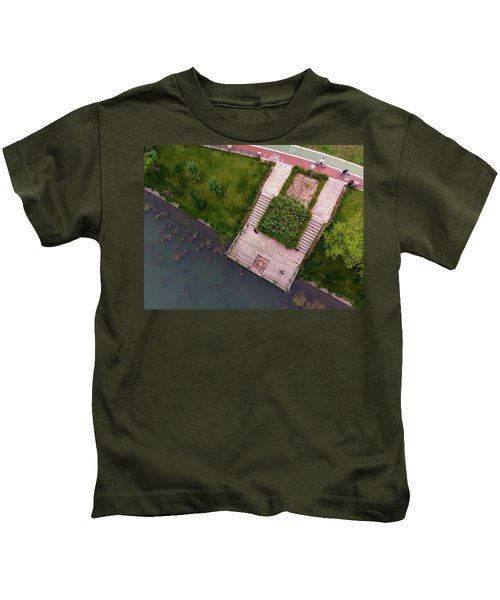 Cycling Kids T-Shirt