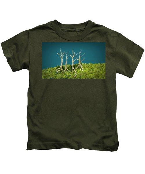 Dancing #i3 Kids T-Shirt