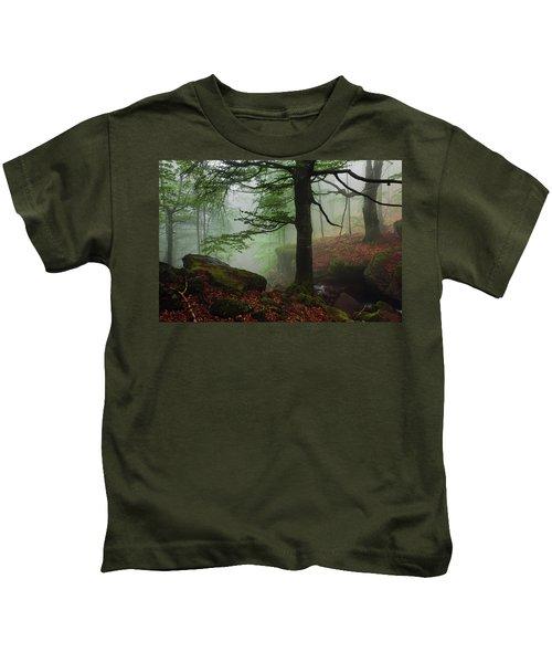 Dark Forest Kids T-Shirt