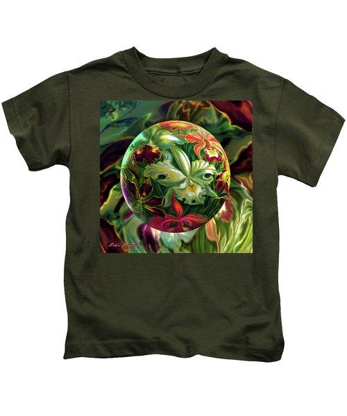 Day Lily Dreams Kids T-Shirt