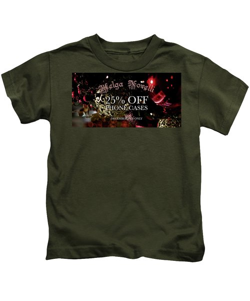December Offer Phone Covers Kids T-Shirt