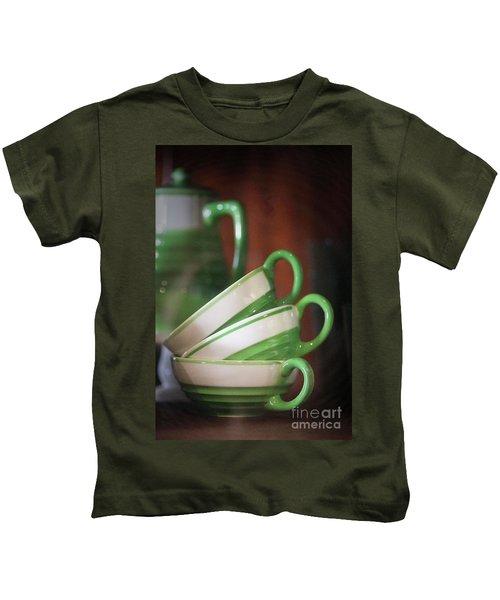 Depictions Of Lifeways Kids T-Shirt