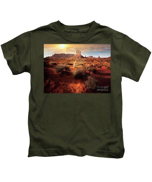 Desert Sun Kids T-Shirt