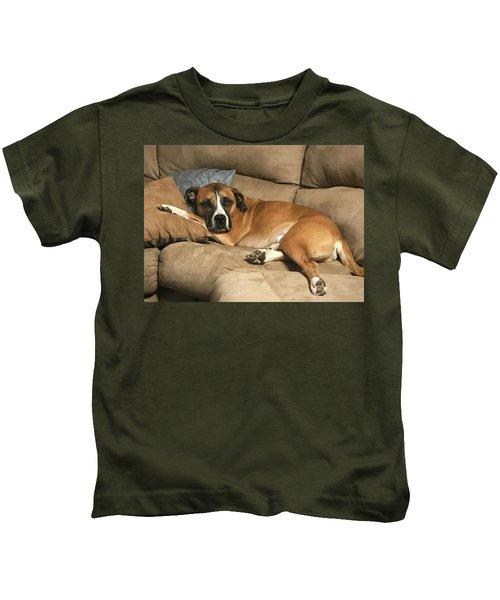Dog Life Kids T-Shirt