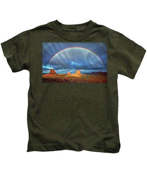 Double Good Luck  2 Kids T-Shirt