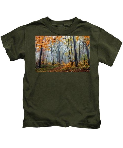 Dream Forest Kids T-Shirt