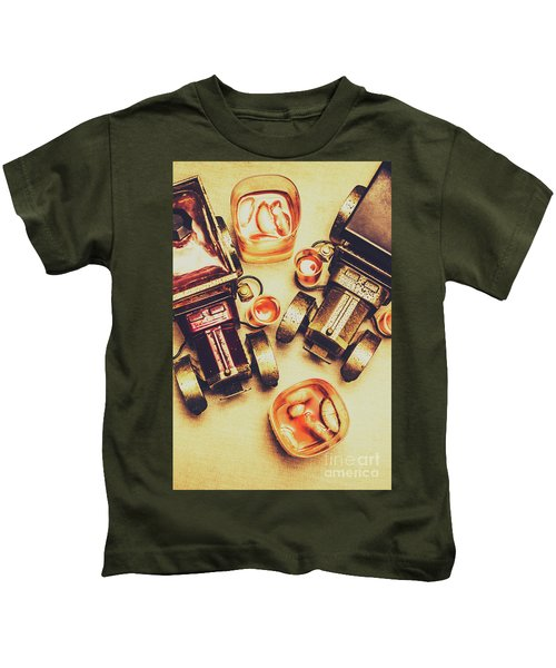 Drinks Delivery Kids T-Shirt