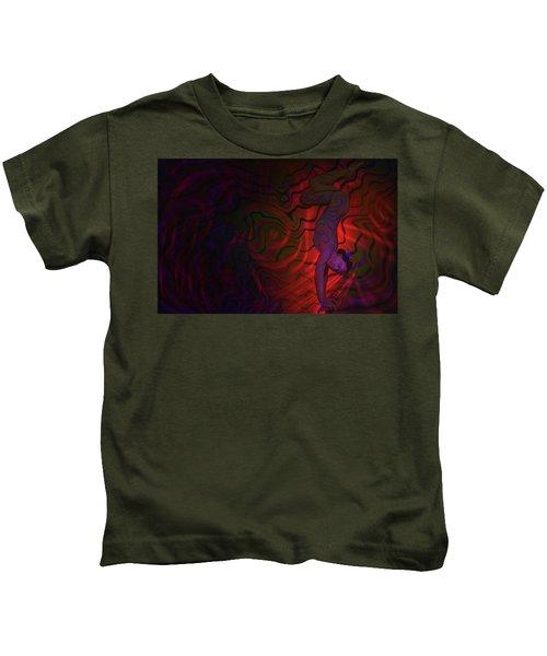 Dynamic Color 3 Kids T-Shirt