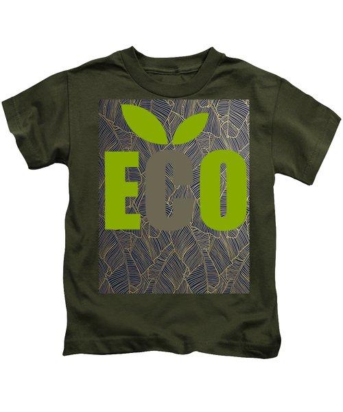 Eco Green Kids T-Shirt