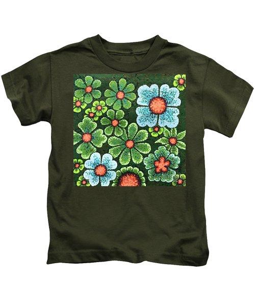 Efflorescent 10 Kids T-Shirt