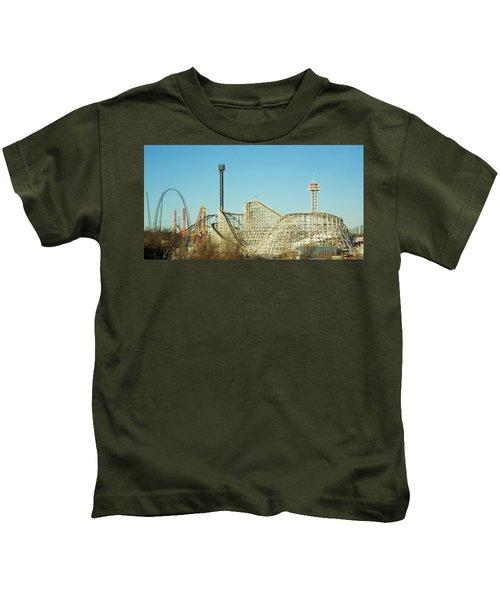 Elitch Gardens Park 2 Kids T-Shirt