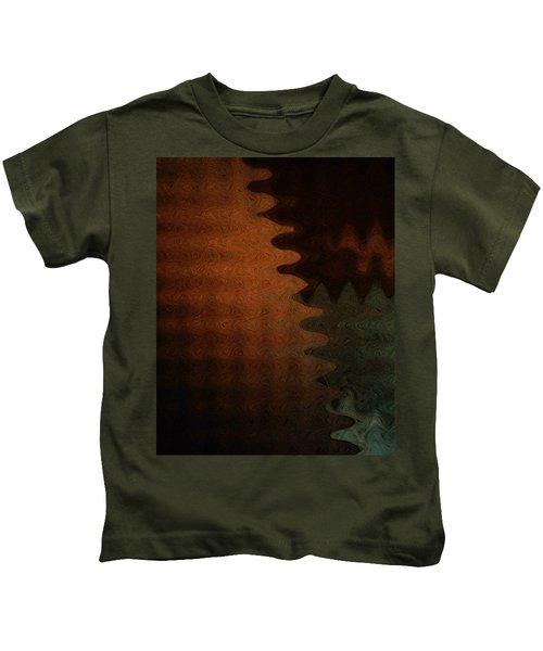Ethnic Wave Kids T-Shirt