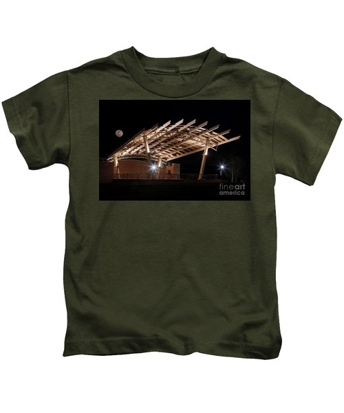 Evans Towne Center Park - Augusta Ga Kids T-Shirt