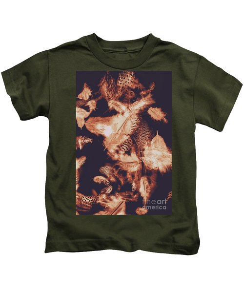 Exotic Dreams Kids T-Shirt