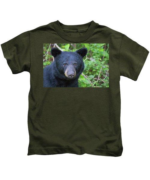 Expressive Eyes Kids T-Shirt