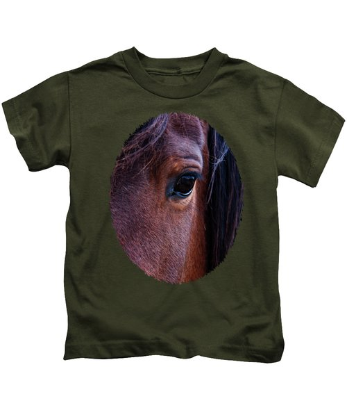 Eyes Of May Luna Kids T-Shirt