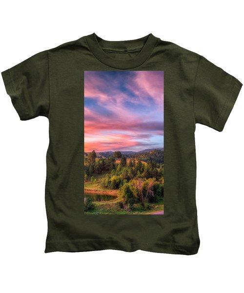 Fairytale Triptych 2 Kids T-Shirt