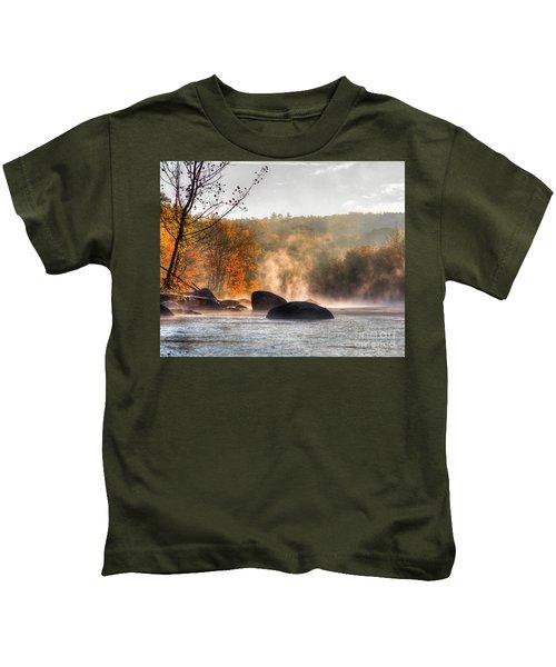 Fall Spirits Kids T-Shirt