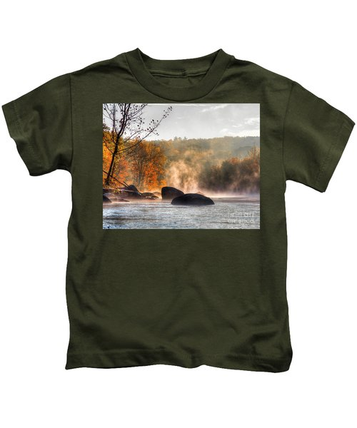 Fall Spirits Kids T-Shirt