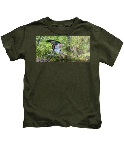 Fetcher Catch  Kids T-Shirt