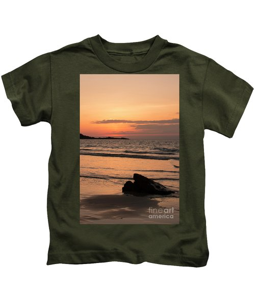 Fine Art Sunset Collection Kids T-Shirt