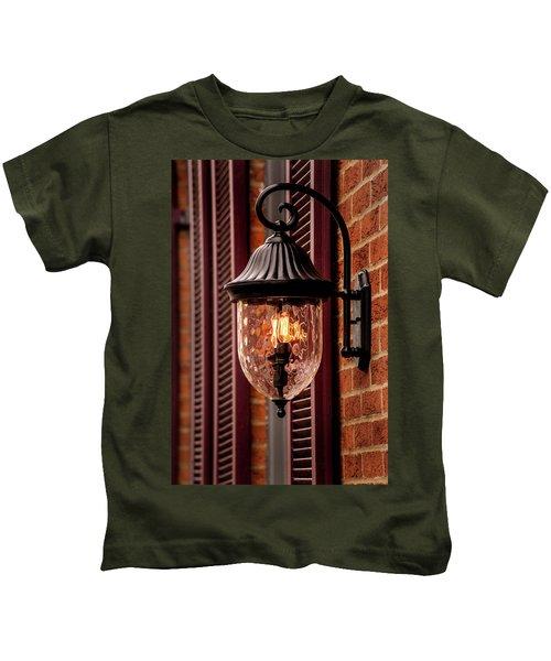Frederick Lamp Kids T-Shirt