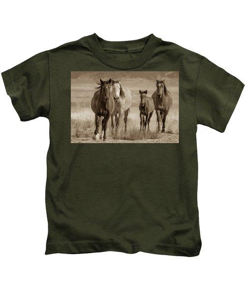 Free Family Kids T-Shirt