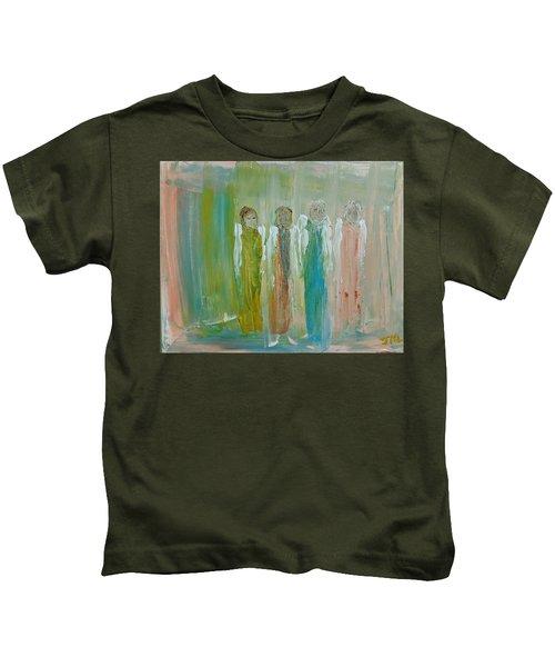 Friendship Angels Kids T-Shirt