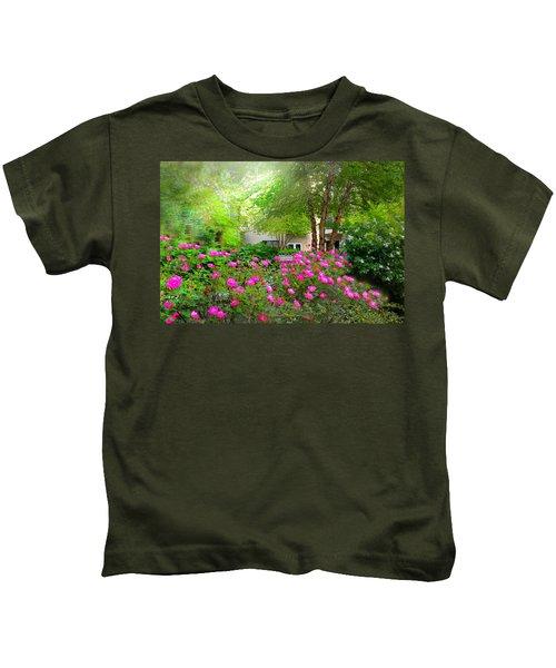 Garden Apartment Kids T-Shirt