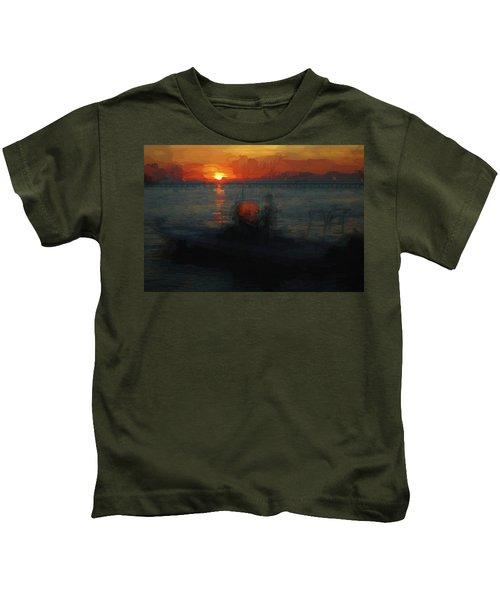 Going Fishin' Kids T-Shirt