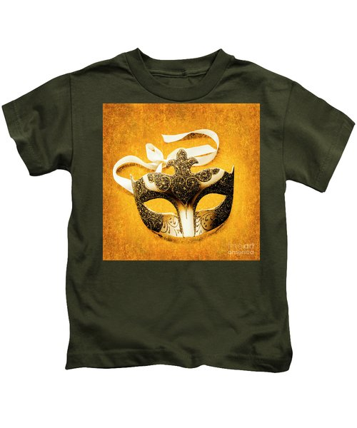 Golden Gala Kids T-Shirt