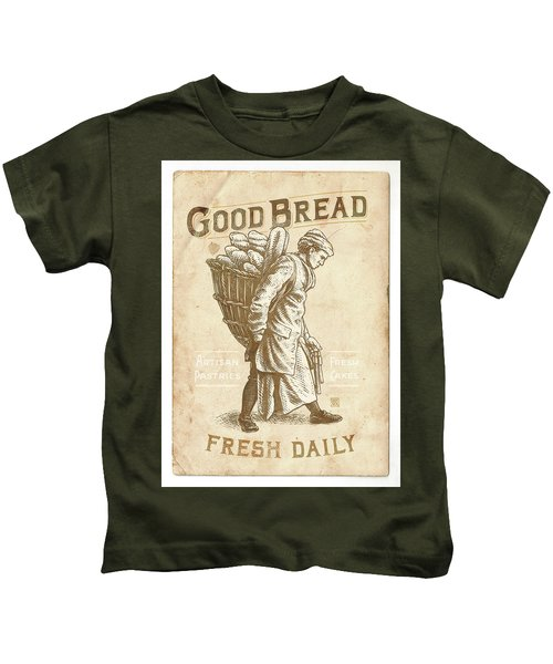 Good Bread Kids T-Shirt