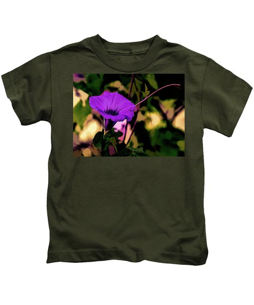 Good Morning Glory Kids T-Shirt