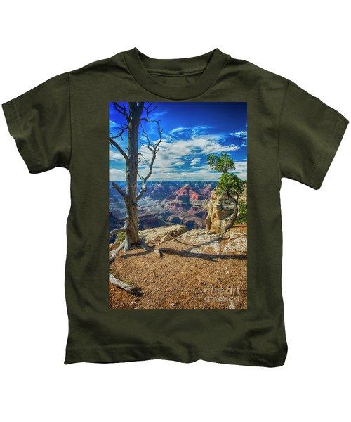 Grand Canyon Springs New Life Kids T-Shirt