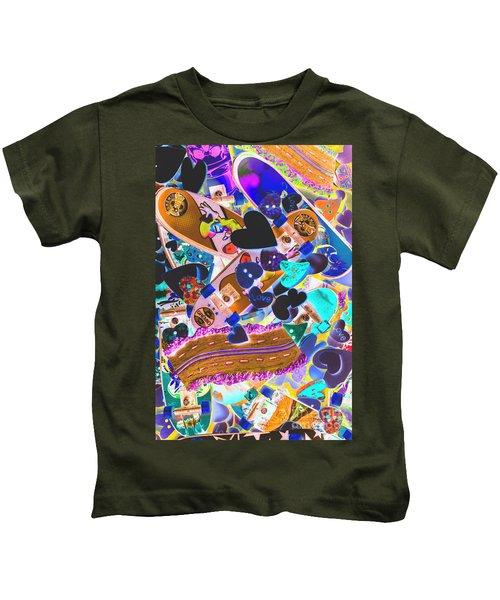 Graphic Decksign Kids T-Shirt