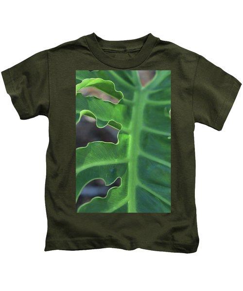 Green Space Kids T-Shirt