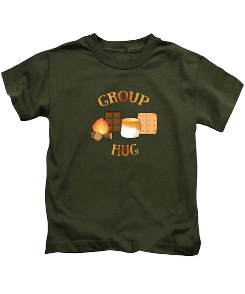 Group Hug Kids T-Shirt
