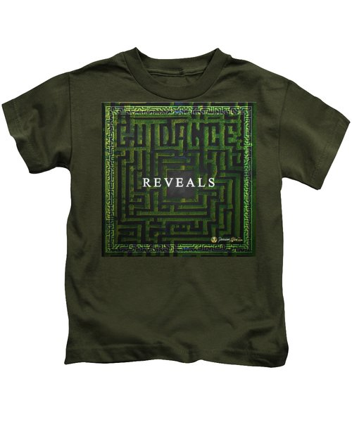 Guidance Reveals Kids T-Shirt