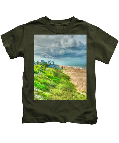 Happy Beach Days Kids T-Shirt