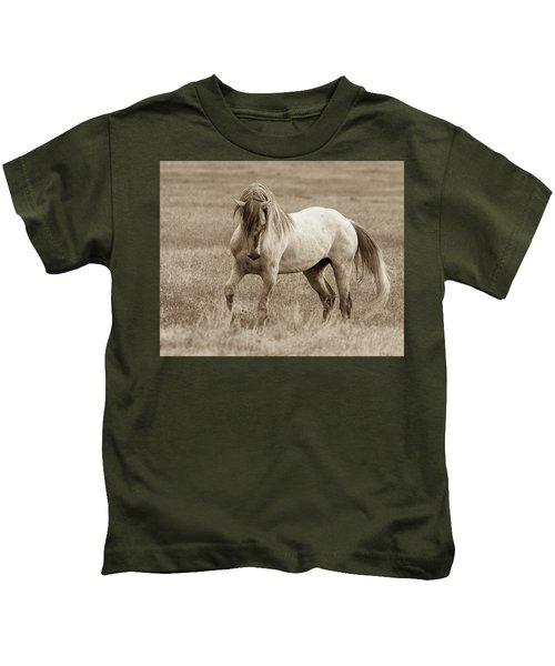 He's Got The Moves Kids T-Shirt