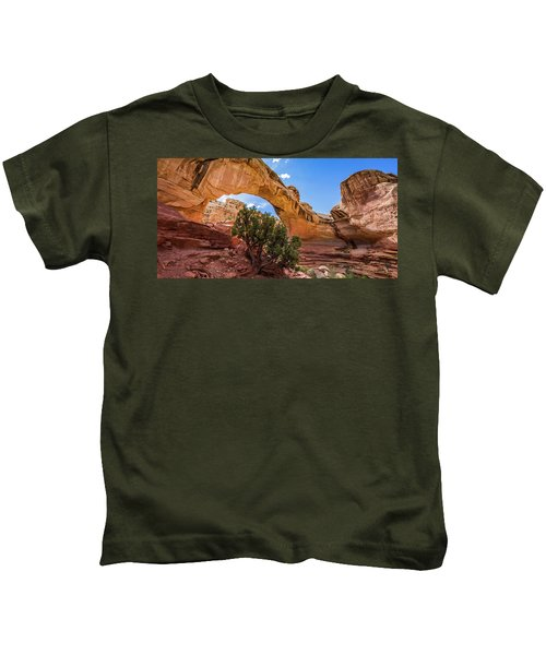 Hickman Natural Bridge Kids T-Shirt