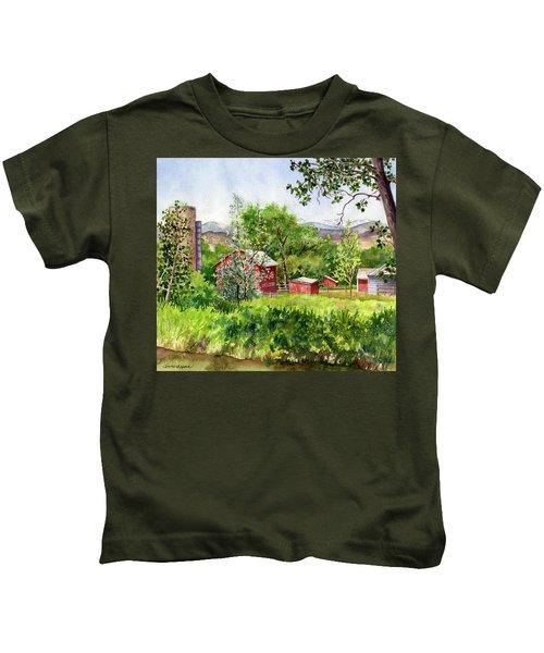 Hidden Farm Kids T-Shirt