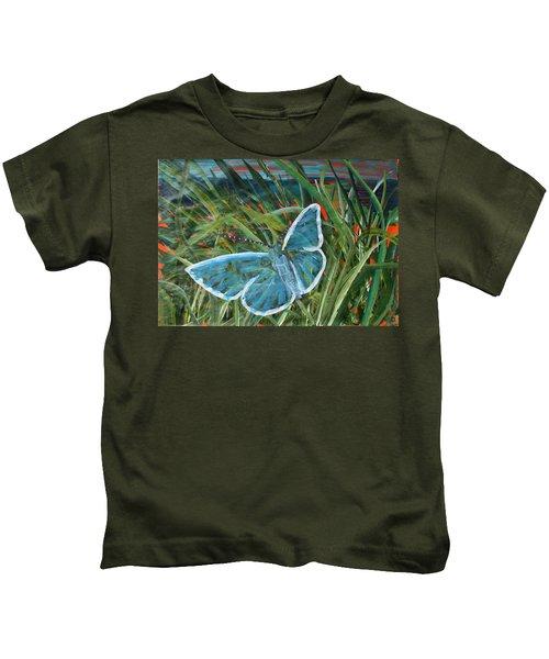 Hiding Won't Do It Kids T-Shirt