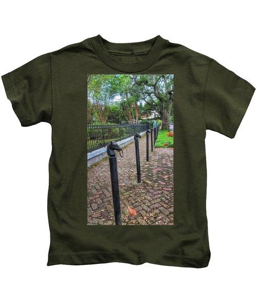 Hold My Horse Kids T-Shirt