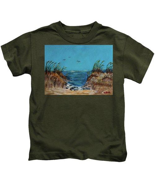 Horse Neck Kids T-Shirt