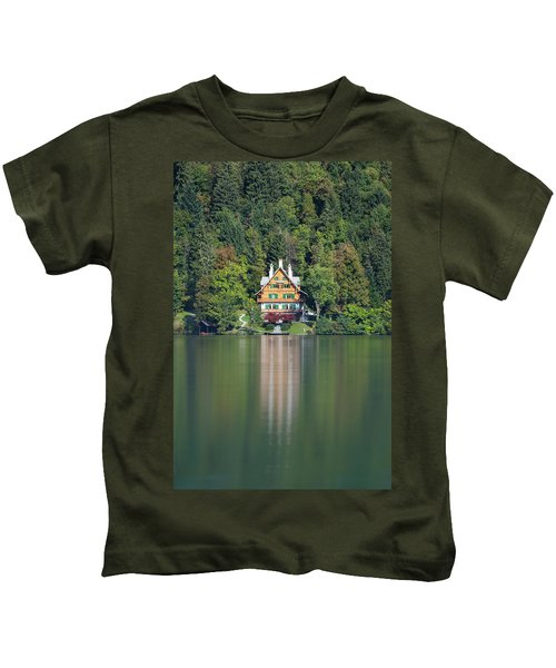 House On The Lake Kids T-Shirt
