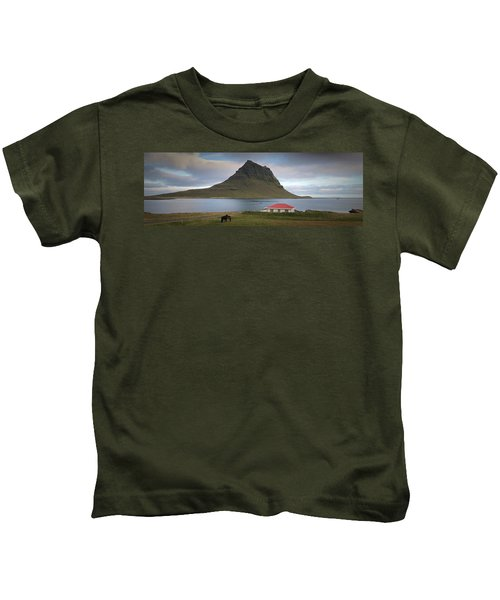Iceland  Kids T-Shirt
